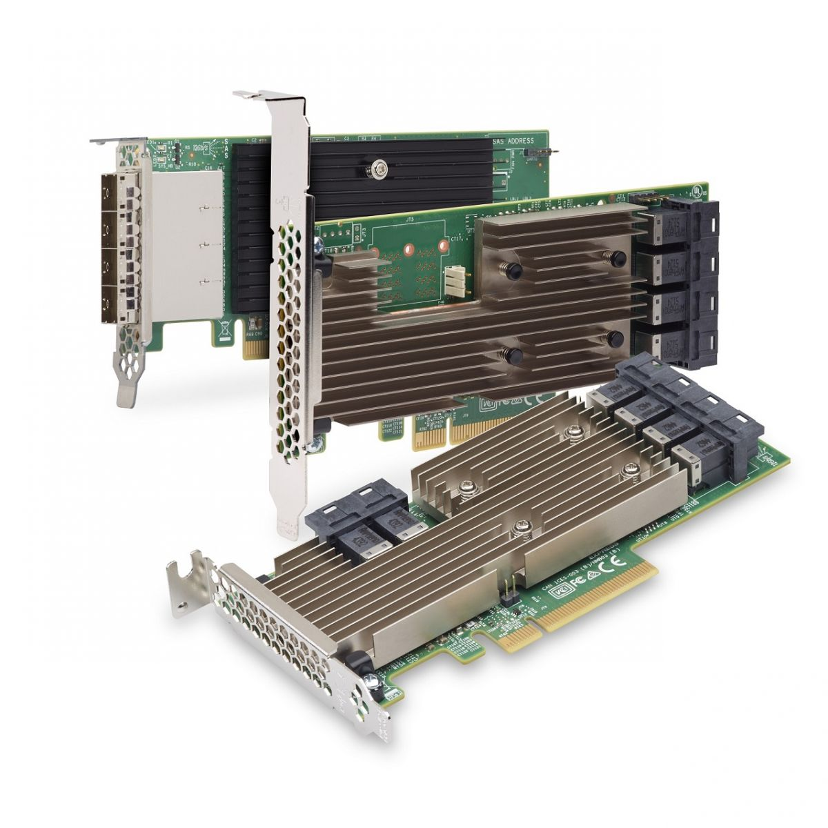 Broadcom 9305 12Gb/s HBA series