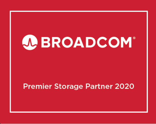 Broadcom Premier Storage Partner