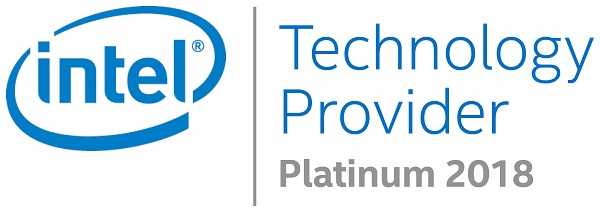 Intel Platinum 2018 Badge