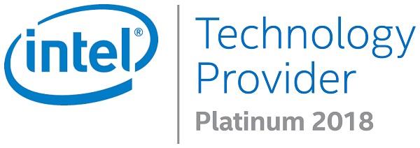Intel Technology Provider Platinum 2018