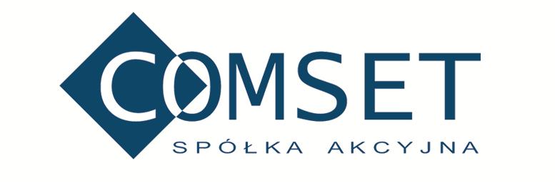 Logo Comset S.A.