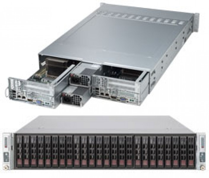 supermirco superserver sys 2027tr d70qrf 2u twin dp 2x12sff lsi 2008supermirco superserver sys 2027tr d70qrf 2u twin dp 2x12sff lsi 2008 red psu