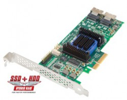 Adaptec 6805E Entry-Level 6Gb/s PCIe 2.0 RAID Adapter, KIT (2271800-R)