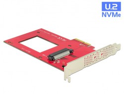 Adapter PCI Express x4 > 1 x internal U.2 NVMe SFF-8639