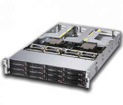 Supermicro A+ Server AS-2023US-TR4 2U DP 12xLFF 4xGbE RED PSU