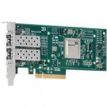 Brocade 1020 Dual Port PCIe Gen2 10GbE CNA DA Copper