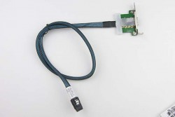 External IPASS to Internal IPASS 85cm 1-port LP, 26AWG (CBL-0351L-LP)