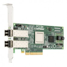 Emulex HBA 8Gb/s Fibre Channell Dual Port PCI-Express Adapter (LPE12002-M8)