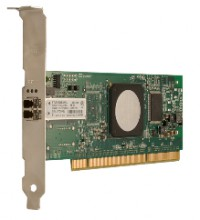 Qlogic HBA 4Gb/s Fibre Channell Single Port PCI-Express Adapter (QLE2460-CK)