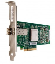 Qlogic HBA 8Gb/s Fibre Channell Single Port PCI-Express Adapter (QLE2560-CK)