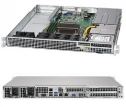 Supermicro SuperServer SYS-1019S-WR 1U UP 2xSFF 2xGbE RED PSU