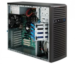 Supermicro SuperServer SYS-5037C-T Mid-Tower UP 4xLFF FIX PSU