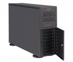 Supermicro SuperServer SYS-7048R-TR Tower 4U DP 8xLFF RED PSU