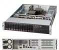 Supermicro SuperChassis SC213A-R740WB 2U 16xSFF RED PSU