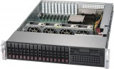 Supermicro SuperChassis SC213XAC-R1K05LP 2U 16xSFF RED PSU