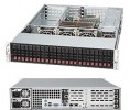 Supermicro SuperChassis SC216A-R900UB 2U 24xSFF RED PSU