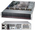 Supermicro SuperChassis SC216BA-R920UB 2U 24xSFF RED PSU