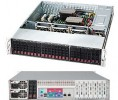 Supermicro SuperChassis SC216BAC-R920LPB 2U 24xSFF RED PSU