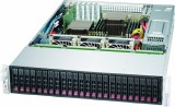 Supermicro SuperChassis SC216BE1C4-R1K23LPB 2U 24xSFF RED PSU