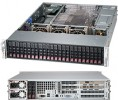 Supermicro SuperChassis SC216BE26-R1K28WB 2U 24xSFF RED PSU