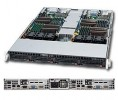 Supermicro SuperChassis SC808T-1200B 1U Twin 2xLFF FIX PSU