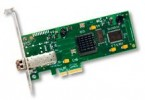 LSI 7104EP-LC SGL 4Gb/s Fibre Channell Single Port PCI-Express Adapter (LSI00171)