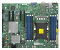Supermicro MBD-X11SPH-nCTPF, Single SKT, Intel C622 Chipset, SATA, LSI 3008 SAS3, 2x10GbE, IPMI,
