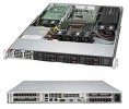 Supermicro SuperServer SYS-1018GR-T 1U UP 6xSFF 2xGbE FIX PSU