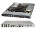 Supermicro SuperServer SYS-1027R-WRFT+ 1U DP 8xSFF 2x10bE 2xGbE RED PSU