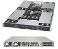 Supermicro SuperServer SYS-1028GR-TR 1U DP 4xSFF 2xGbE RED PSU