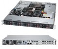 Supermicro SuperServer SYS-1028R-WTR 1U DP 10xSFF 2xGbE RED PSU