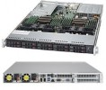 Supermicro SuperServer SYS-1028U-TNRTP+ 1U DP 8xSFF 2xNVMe 2x10GbE SFP+ RED PSU