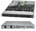 Supermicro SuperServer SYS-1028UX-CR-LL1 1U E5-2643v3 64GB 10xSFF LSI3108 4xGbE RED PSU