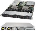 Supermicro SuperServer SYS-1028UX-LL1-B8 1U E5-2643v4 64GB 10xSFF LSI3108 4xGbE RED PSU