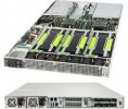 Supermicro SuperServer SYS-1029GQ-TNRT 1U DP 4xGPU 2xNVMe 2x10GbE RED PSU