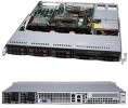 Supermicro SuperServer SYS-1029P-MTR 1U DP 8xSFF 2xGbE RED PSU