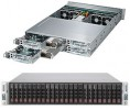 Supermicro SuperServer SYS-2027PR-HC0FR 2U Twin^2 DP 4x6SFF RED PSU