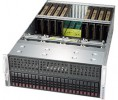 Supermicro SuperServer SYS-4029GP-TRT 4U DP 8xGPU 24xSFF 2x10GbE RED PSU