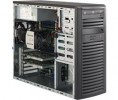 Supermicro SuperWorkstation SYS-5037A-i Mid-Tower UP 4xLFF FIX PSU