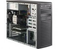 Supermicro SuperWorkstation SYS-5038A-I Mid-Tower UP 4xLFF FIX PSU
