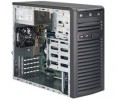 Supermicro SuperServer SYS-5038D-I Mid-Tower UP 4xLFF FIX PSU