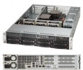 Supermicro SuperServer SYS-6028R-WTR 2U DP 8xLFF 2xGbE RED PSU
