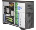 Supermicro SuperWorkstation  SYS-7049A-T Tower 4U DP 8xLFF FIX PSU