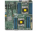 Supermicro MBD-X10DRH-iT, Dual SKT, Intel C612 Chipset, SATA, 2x10GbE, IPMI