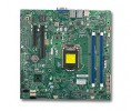 Supermicro MBD-X10SLL-S, Single SKT, Intel C222 Chipset, SATA, 2xGbE