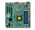 Supermicro MBD-X10SLL+-F, Single SKT, Intel C222 Chipset, SATA, 2xGbE, IPMI