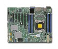 Supermicro MBD-X10SRH-CF, Single SKT, Intel C612 Chipset, SATA, LSI 3008 SAS3, 2xGbE, IPMI