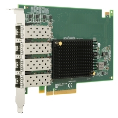 Emulex OCe14104-UX OneConnect  Quad-port 10GbE CNA with Direct Attach Copper (DAC) Connectivity
