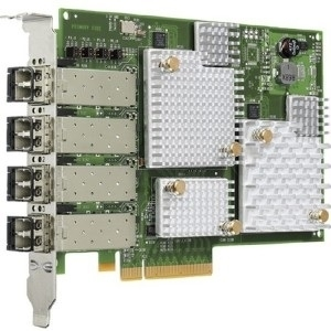 Emulex OCe14104-NM OneConnect Quad-port 10GBASE-SR Ethernet SFP+ Adapter
